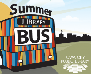 2013 Summer Library Bus