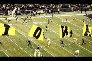 2011 Iowa vs Michigan