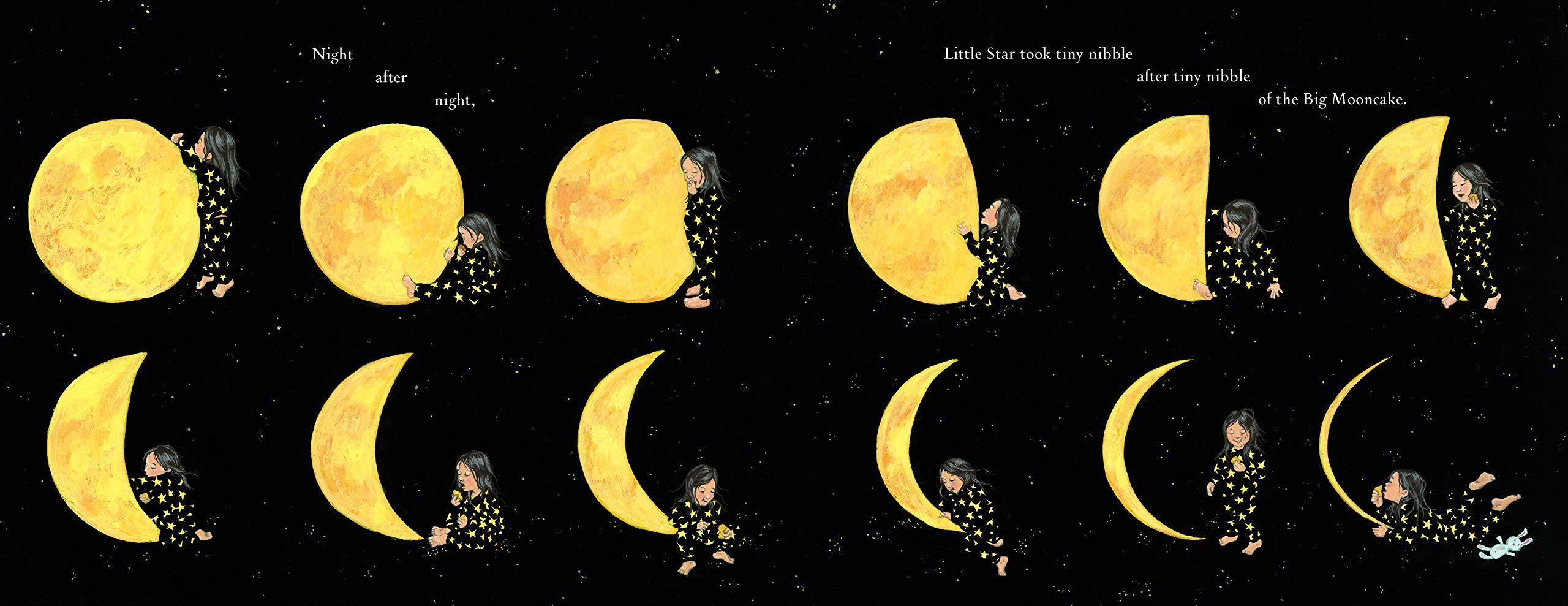 Image result for a big mooncake for little star