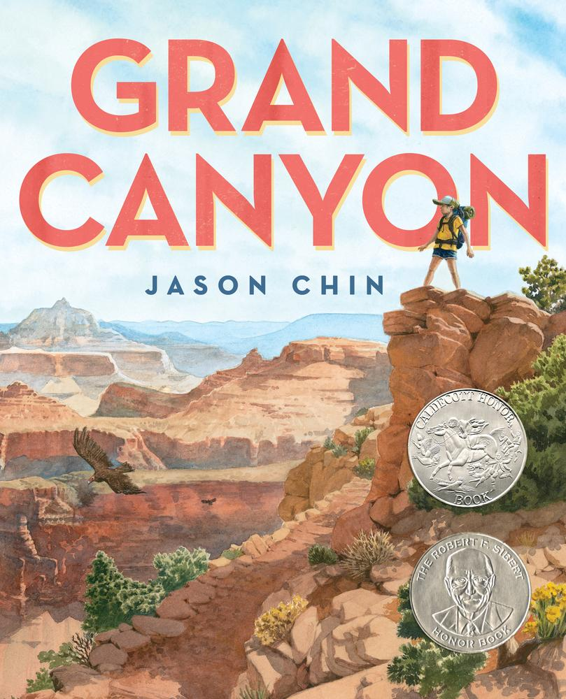 Image result for grand canyon jason chin
