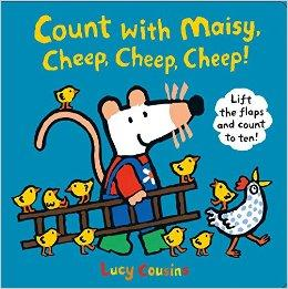Counting w Maisy cheep
