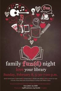 FamilyFun(d) night Poster