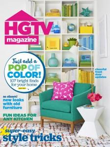 HGTV Magazine, May 2016