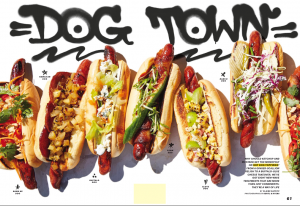 Dog Town from Bon Appetit