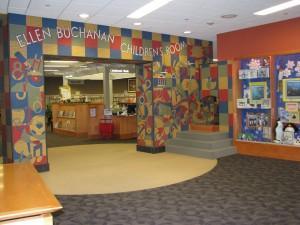 Iowa City Public Library Children's Room