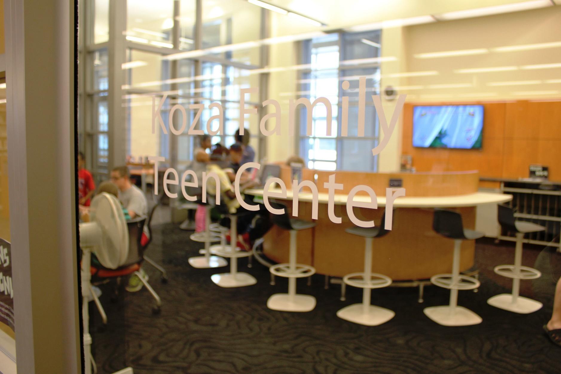 Teen Center June By 86