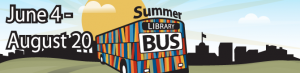 Updated Summer Library Bus