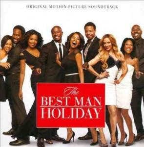 """Best Man Holiday"" CD art"