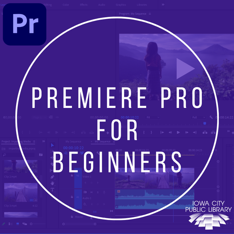 Premiere Pro for Beginners
