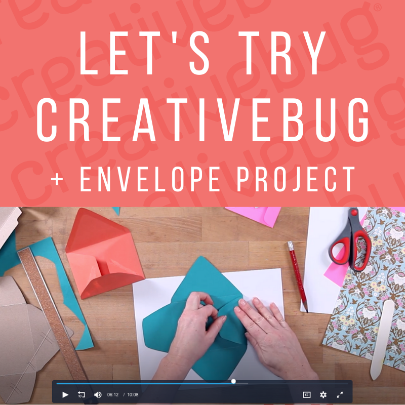 Let's Try Creativebug