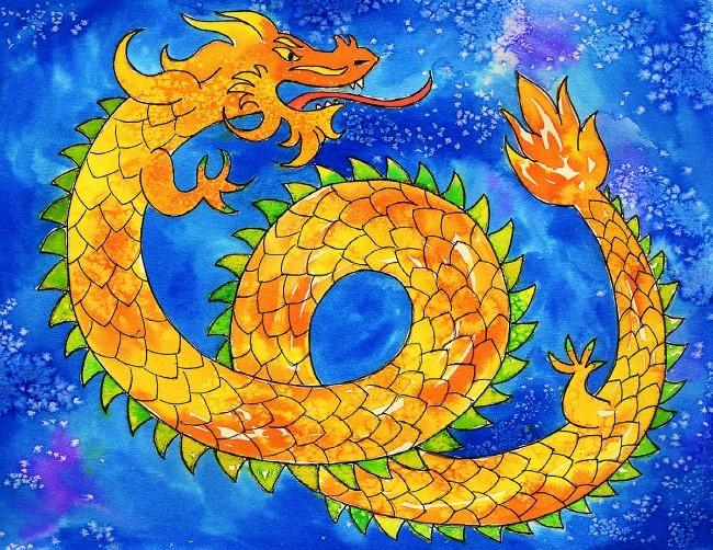 Special Access World Wednesday: Chinese Dragons @ The Iowa City Public Library