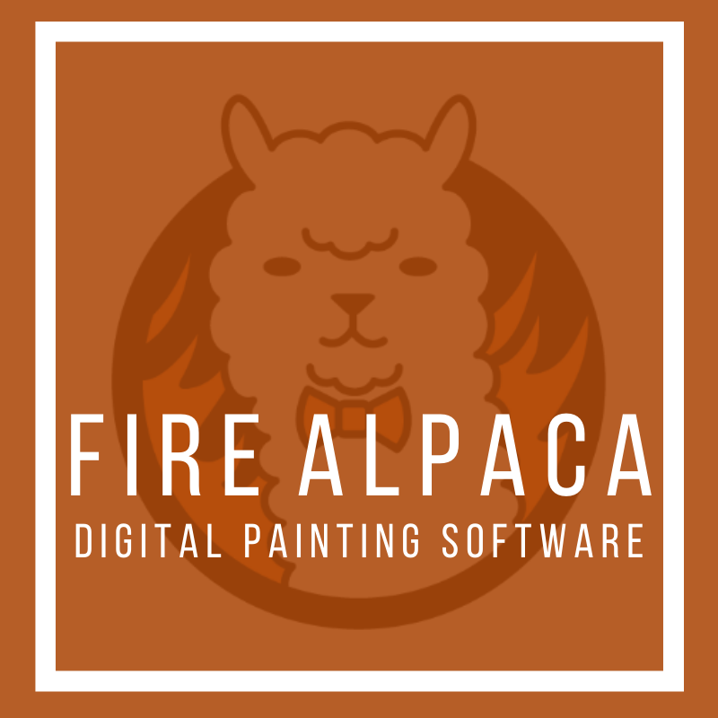 FireAlpaca digital painting software
