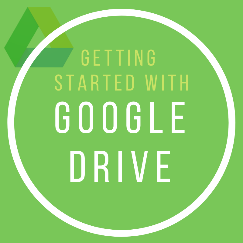 Getting Started with Google Drive
