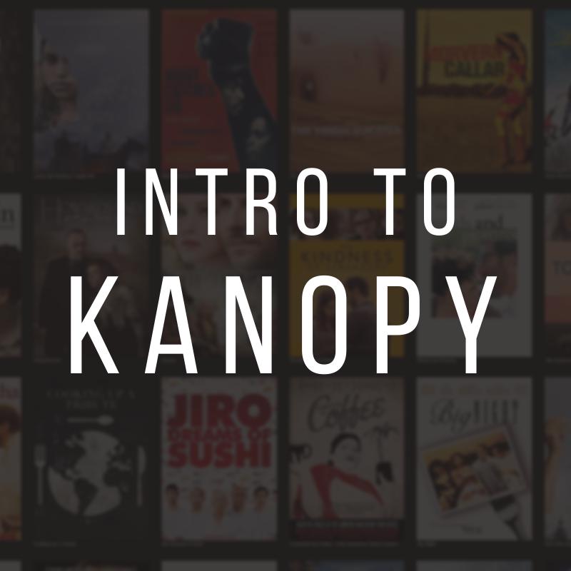 Intro to Kanopy