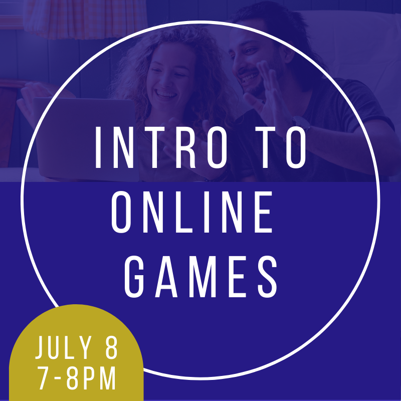 Intro to Online Games