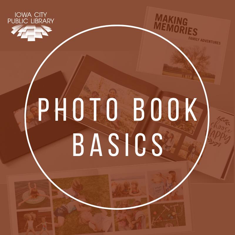 Photo Book Basics