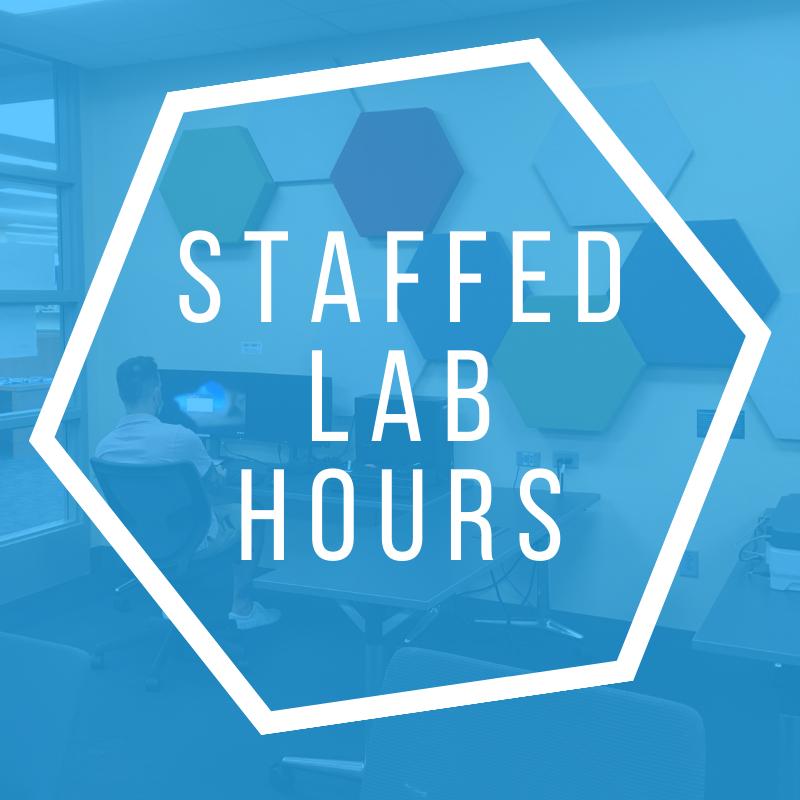 Staffed Lab Hours