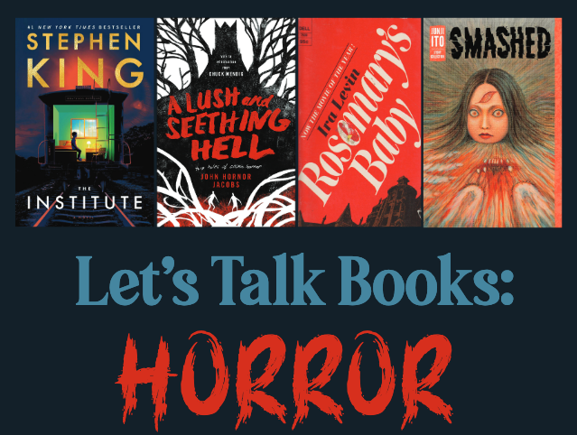 Let's talk books - horror