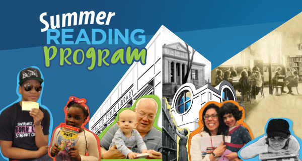 Celebrating 125 years of stories - Summer Reading Program
