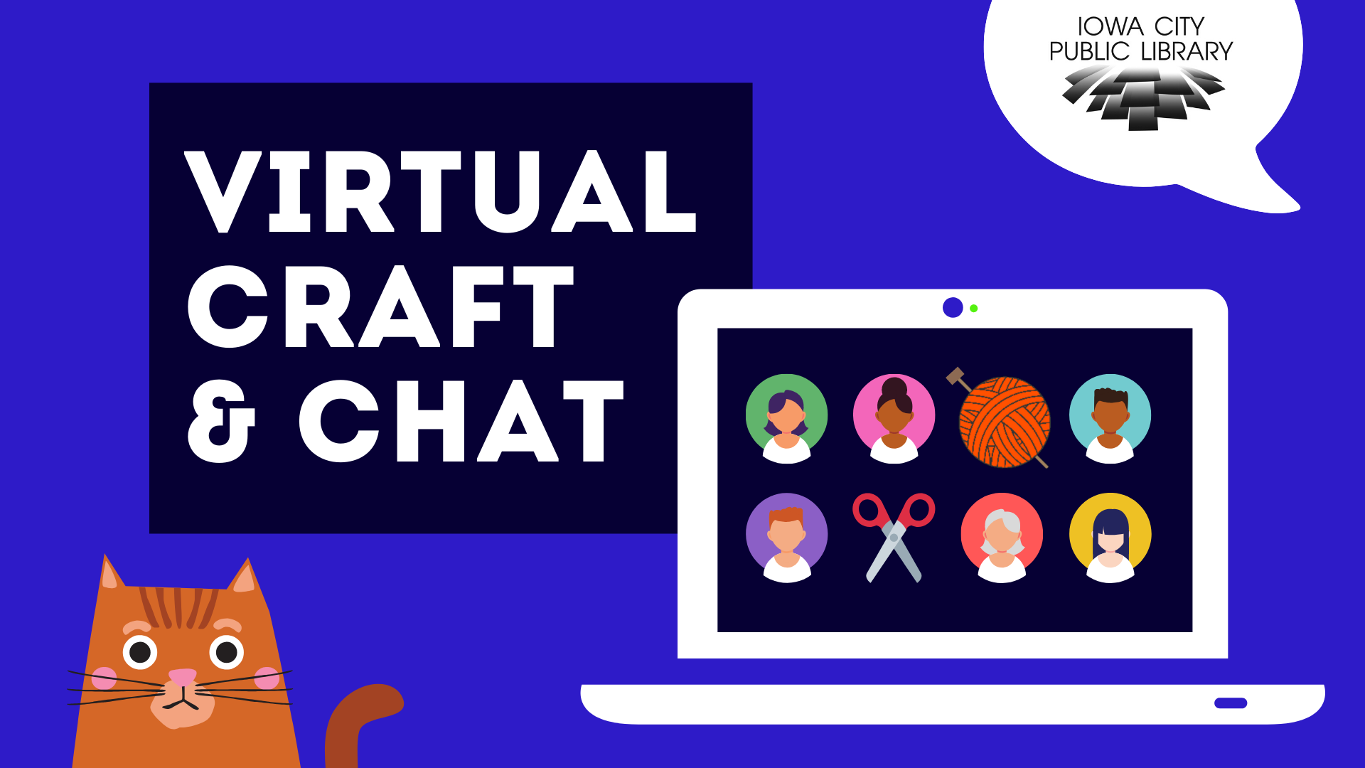 Virtual Craft & Chat