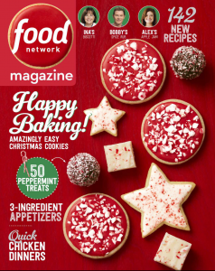 Food Network Magazine December 2017