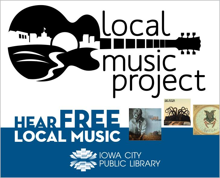 Listen to local musicians on the Local Music Project website