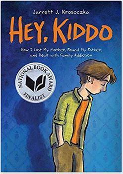 Hey, Kiddo book cover