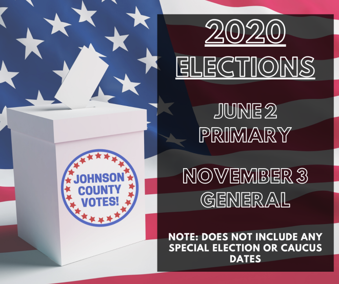 Johnson County Auditor 2020 Election