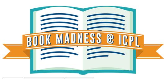 Book Madness Logo