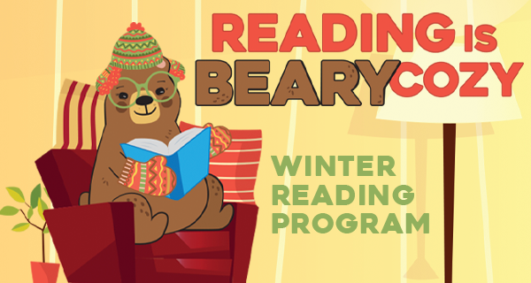 Reading is Beary Cozy