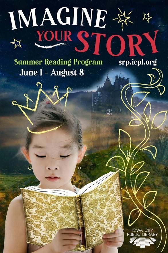 Imagine your story - Summer Reading Program 2020