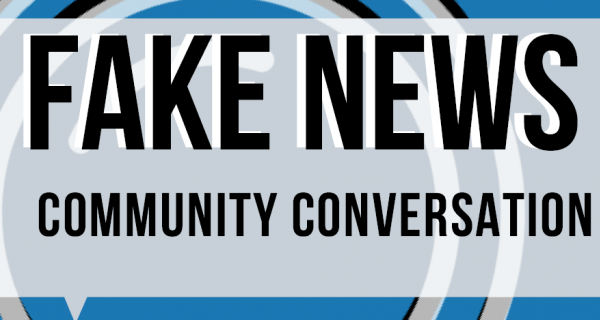 Fake News Graphic