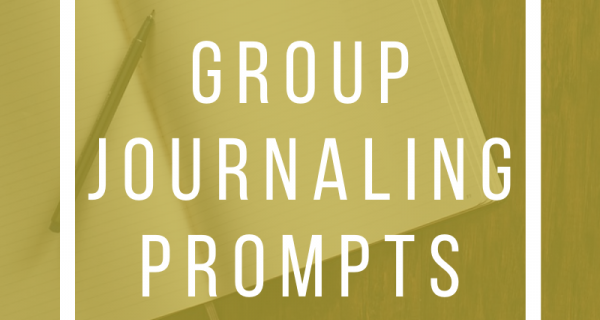 Group Journaling Prompts