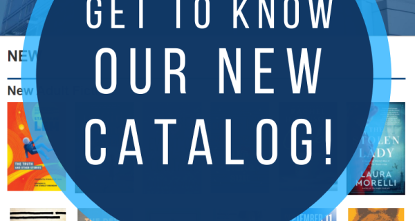 Get to know our new catalog!