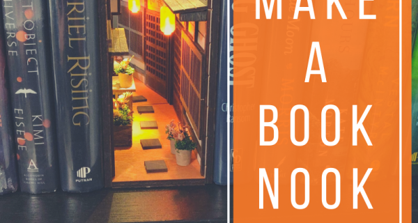 Make a book nook