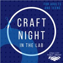 Craft Night in the Lab