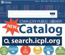 New Catalog  search.icpl.org