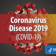 Coronavirus image from CDC