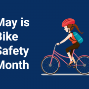 May is Bike Safety Month