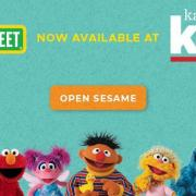Sesame Street on Kanopy Kids