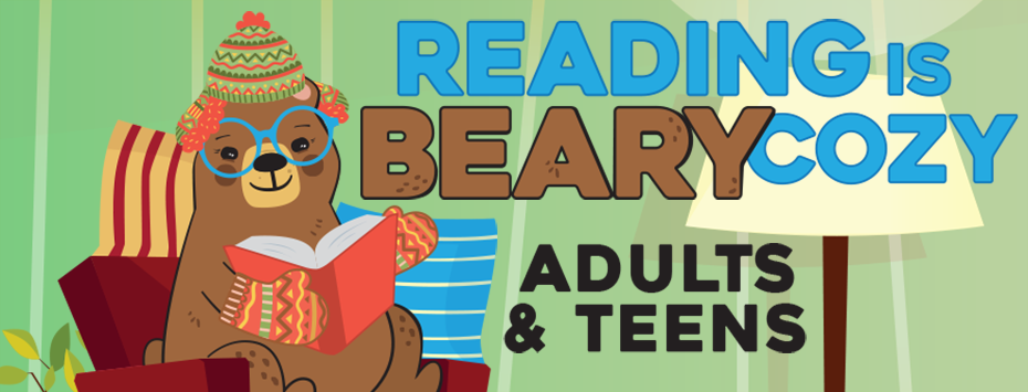 Reading is Beary Cozy Winter Reading Program